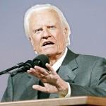 米キリスト教伝道師、ビリー・グラハム師死去