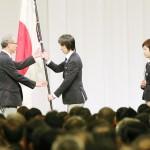 メダル最多13個に歓喜、東京も期待…「そだねー」