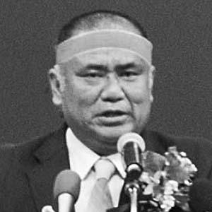 砂川利勝氏