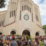 首都圏パラニャーケ市にあるバクララン教会