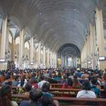 バクララン教会の大聖堂