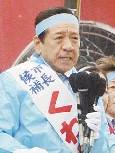 知事選の行方占う沖縄市長選 22日投開票