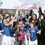 粘りの守備でアジア杯2大会連続2度目の優勝