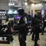 自宅警備隊N.E.E.T.のライブステージ。彼らはすっかりニコニコ超会議の常連である