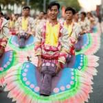 グランドパレードの参加者