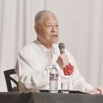 台湾の李登輝元総統、語り継がれる「為國作見證」