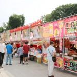 「台湾ビアガーデン」や伝統音楽ライブも