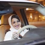 世界で最後、サウジで女性による運転が解禁