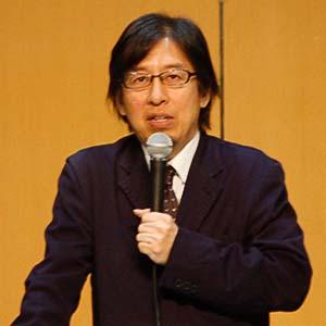 小倉紀蔵氏