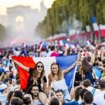フランス、クロアチア下し20年ぶり2度目のV