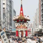 「祇園祭」、ハイライトは華やかな「山鉾巡行」