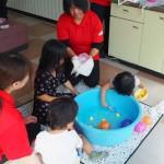 安心して子供預けて、広島県のHPで情報を紹介