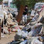 地震・豪雨で「自由民主」 万全の復旧対策を強調