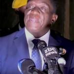 エマーソン・ムナンガグワ ジンバブエ第3代大統領Wikipediaより