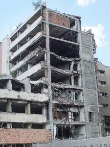 旧ユーゴスラビア軍司令部