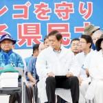 翁長雄志氏死去 沖縄県知事選来月30日投開票