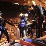 タイ洞窟からの救出「最も危険な潜水だった」