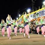 徳島市「阿波おどり」閉幕、来場者は過去最低