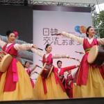 「日韓交流おまつり」、文化を通じて日韓交流を