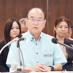 保革が一騎打ち、沖縄県知事選の対決構図再び