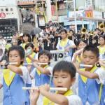 那覇で「市民演芸・民俗伝統芸能パレード」