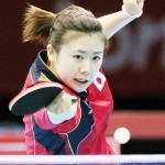 卓球の福原愛選手に中国でエールが相次ぐ