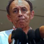 沖縄知事選「プレス自由」 「幹事長」圧勝に怪気炎