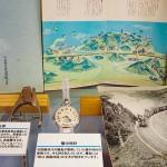JR四国の歴史をたどる展示