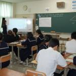 研究課題を策定し生徒の学力向上へ実践活動