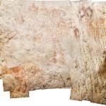 4万年前の野牛の姿か、インドネシア洞窟壁画
