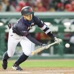 日米野球第4戦で、侍ジャパン逆転3勝目