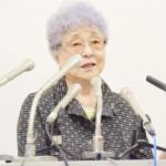 めぐみさん拉致から41年、横田早紀江さん会見