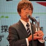 6位「安室透」で3つ目のトロフィー受賞となった古谷徹氏