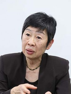 大泉博子さん