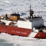 砕氷船「ヒーリー」