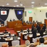 辺野古埋め立て問う県民投票に宜野湾市議会も反対