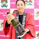 ナシのスパークリングワイン「乙女の香り」