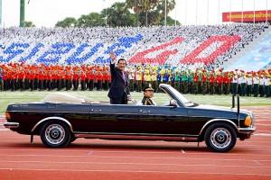 フン・セン首相