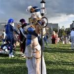 Fate/Grand Orderより「不夜城のキャスター」。真名はネタバレのため伏せます