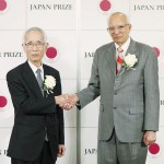 名古屋大学の岡本佳男教授らに日本国際賞
