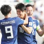 アジア杯杯で森保ジャパン、サウジ破り8強