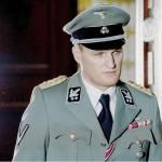 暗殺された大量虐殺の首謀者、ナチス政権の高官