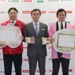 「うまいパン」、山崎製パンと神戸屋が優勝