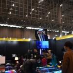 テレビゲームの開祖「PONG」をアレンジした筐体も設置、大人も子供もプレイしていた