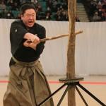 日本古武道演武大会、全国の古武道35流派出場