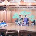 伝統芸能の「加賀宝生」を小・中学生が継承