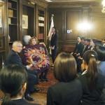 ケネディ前駐日大使「日米同盟の未来、沖縄に」