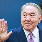 ナザルバエフ大統領
