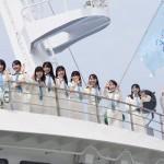 STU48の船上劇場「STU48号」オープン
