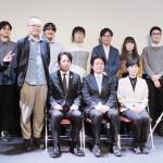 「アヌシー国際アニメーション映画祭」で会見